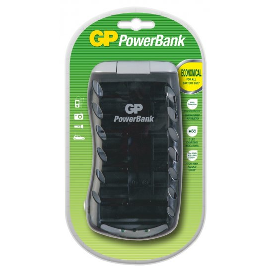 Зарядка GP powerbank universal