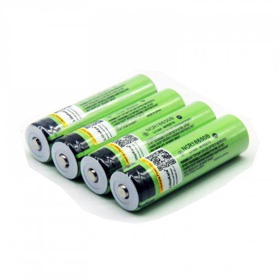 Аккумулятор 18650 LITOKALA 3400 mA/h