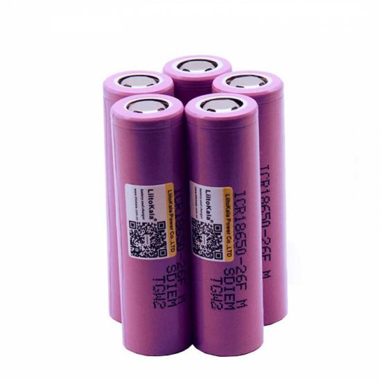Аккумулятор PANASONIC 18650  лит/ионн 3400 mA/h защита