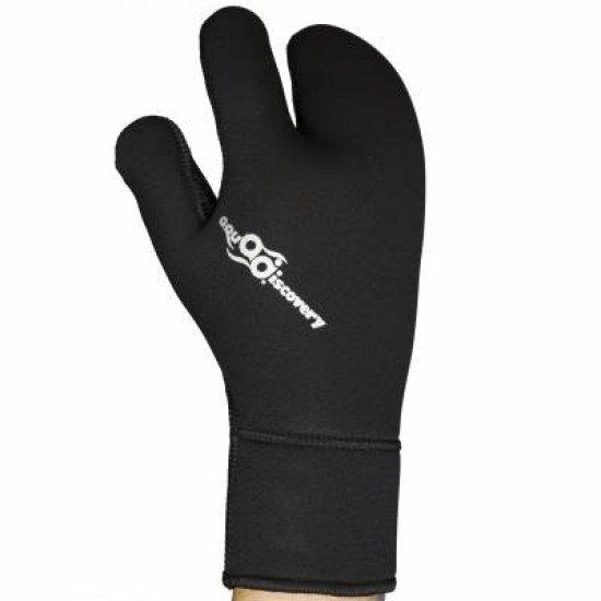Перчатки AQUADISCOVERY 3 Fingers Superstretch