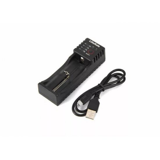 Зарядка для аккумуляторов LITOKALA 18650 220 V