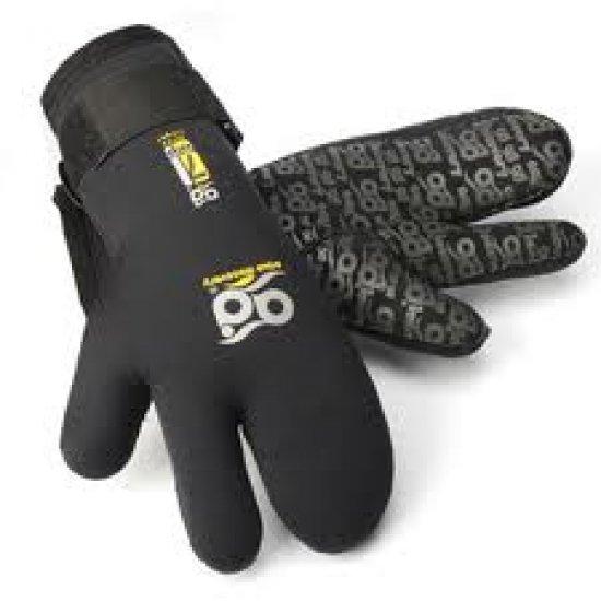 Перчатки AQUADISCOVERY Velkro 3-х палые