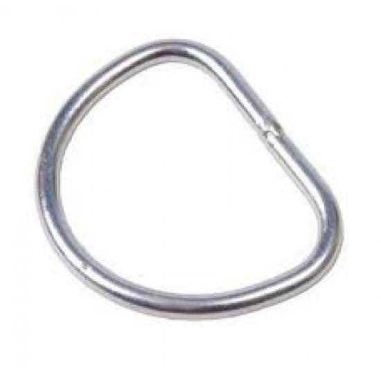 D кольцо нержавейка