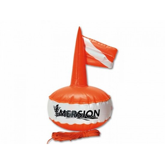 Буй IMERSION круглый с флагом